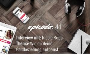 Nicole Rupp Geldbeziehung